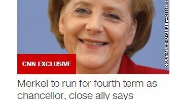 Merkel Röttgen CNN