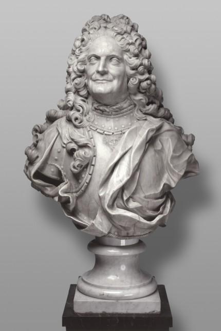 Balthasar Permoser, Herzog Anton Ulrich (1633-1714), vor 1711, Foto: Herzog Anton Ulrich-Museum