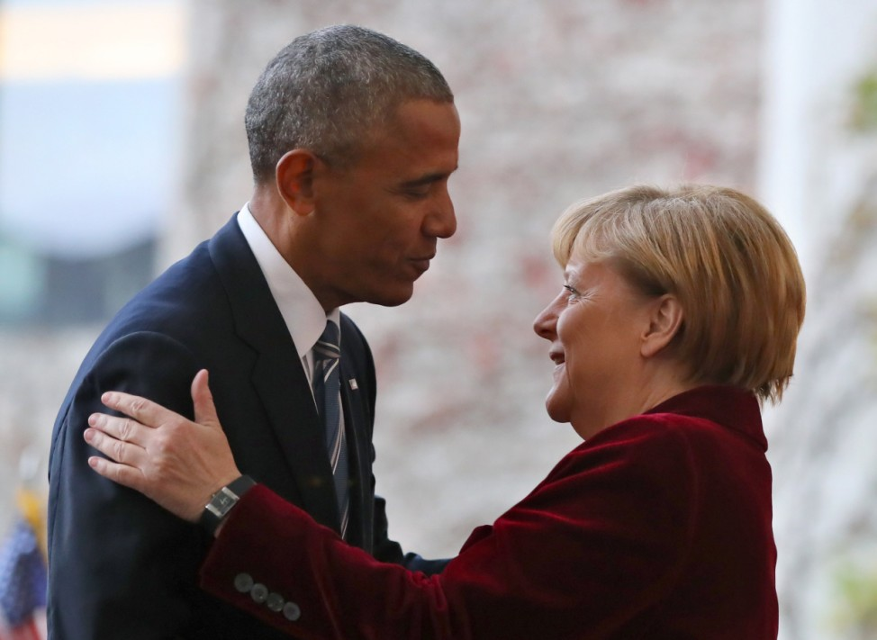 US-Präsident Obama in Berlin