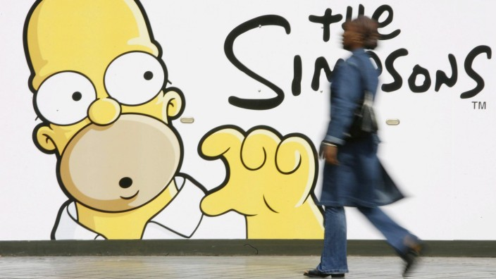 'Die Simpsons'