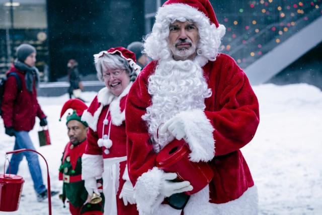 """Bad Santa 2"" mit Billy Bob Thornton"