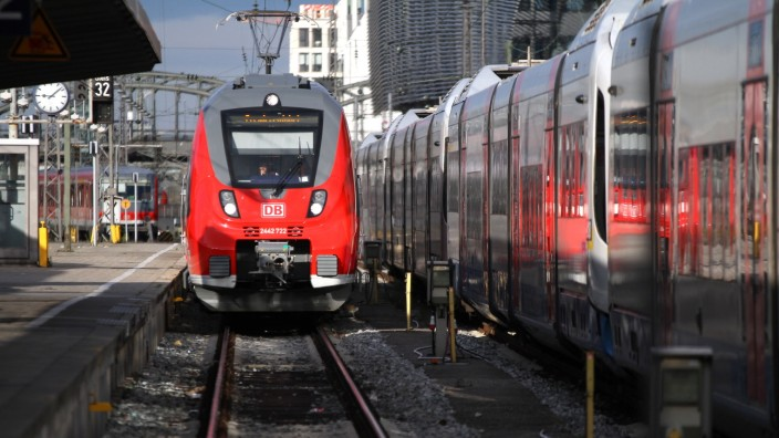 Premierenfahrt der Werdenfelsbahn in München, 2013