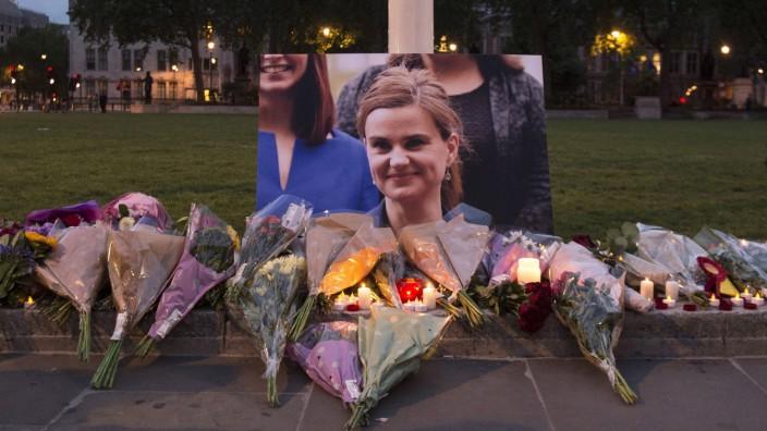 Reaction to murder of British MP Jo Cox
