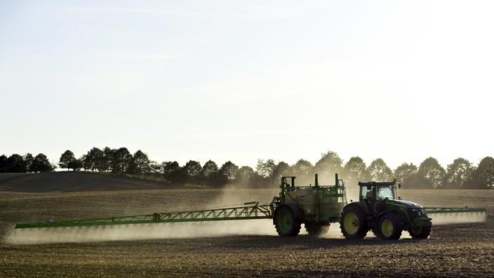 Umweltverband dringt auf Glyphosat verbot