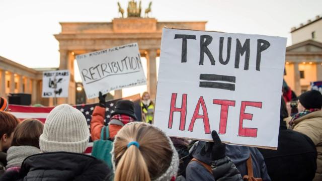 US-Amerikaner liebäugeln mit Berlin