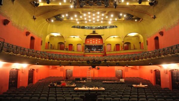 Münchner Kammerspiele in München, 2016