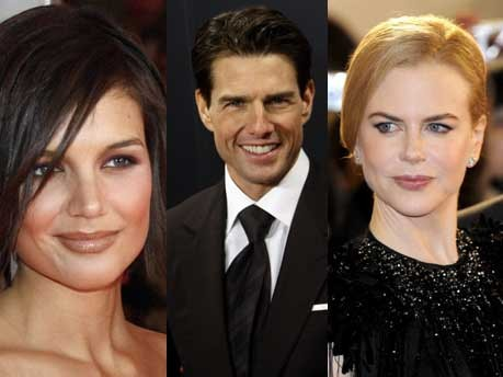 Katie Holmes, Tom Cruise, Nicole Kidman, ddp, Reuters, dpa