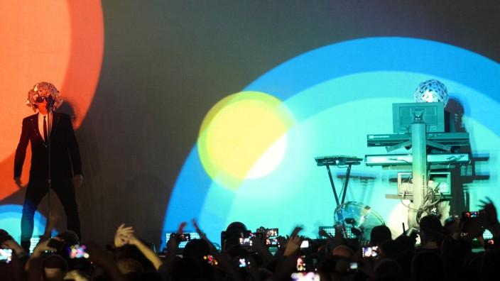 Start der Deutschland-Tour der Pet Shop Boys