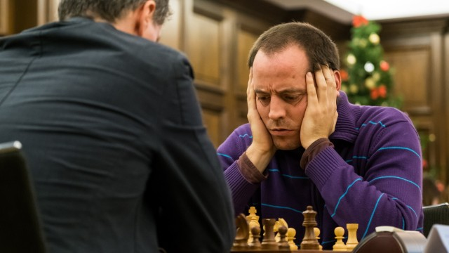 Schnellschachturnier der Schachakademie München, 2016