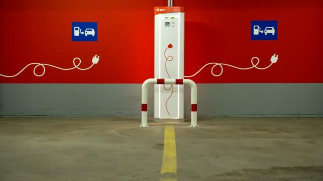 Ladestation für Elektrofahrzeuge
