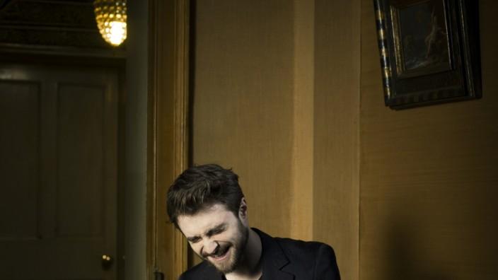 Daniel Radcliffe, Total Film UK, January 1, 2016
