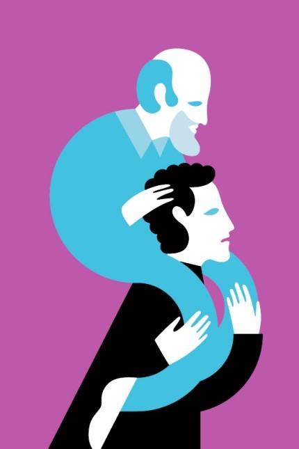Alterssicherung: Illustration: Sead Mujic