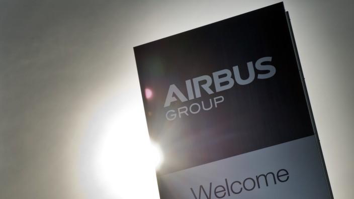 Airbus in Ottobrunn