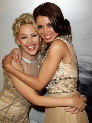 Kylie Minogue, Dannii Minogue, Getty Images