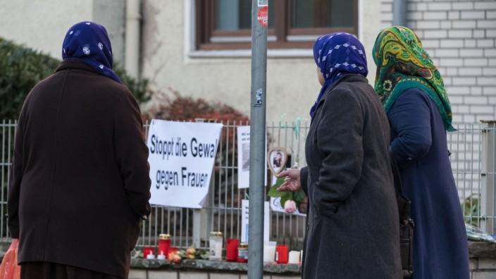 Trauer nach Gewaltverbrechen in Hameln