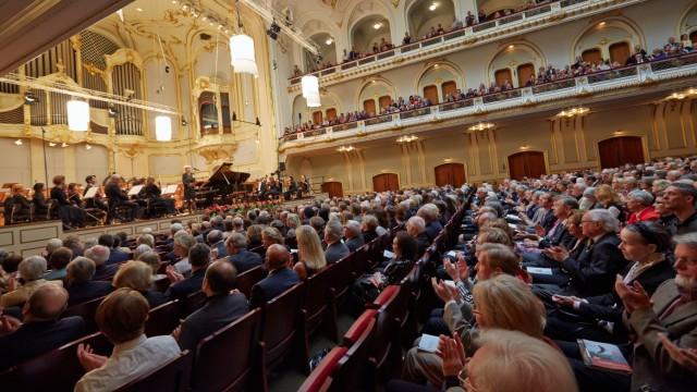 Eröffnungskonzert des 1. Internationalen Musikfestes Hamburg
