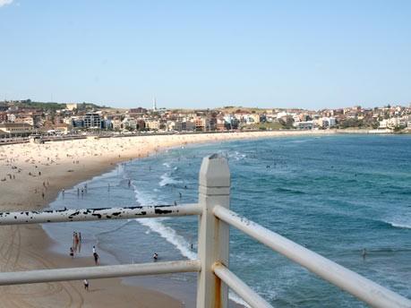 sydney strand bondi beach