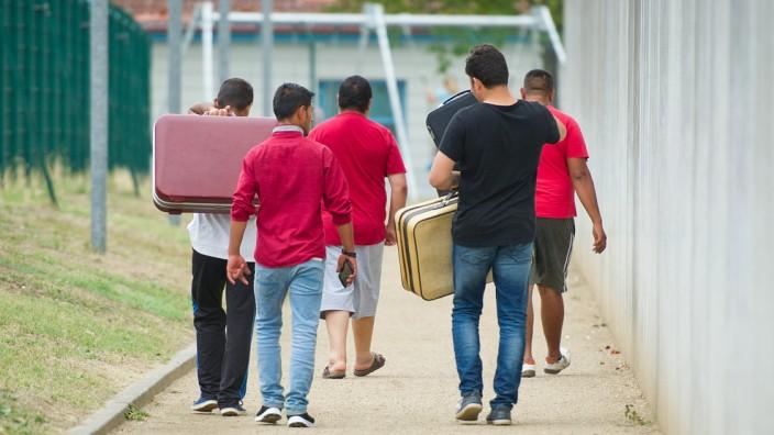 Erstaufnahmeeinrichtung für Flüchtlinge