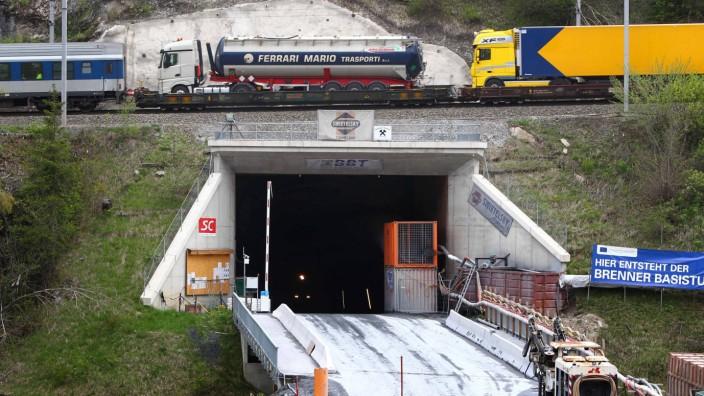Mehr Lärmschutz für Zulaufstrecke zum Brennerbasistunnel