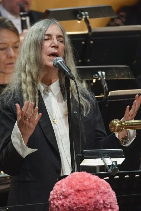 2016 Nobel prize award ceremony