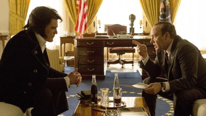 Film Elvis & Nixon