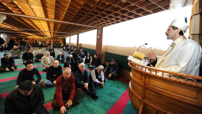 DITIB-Moschee in München-Sendling