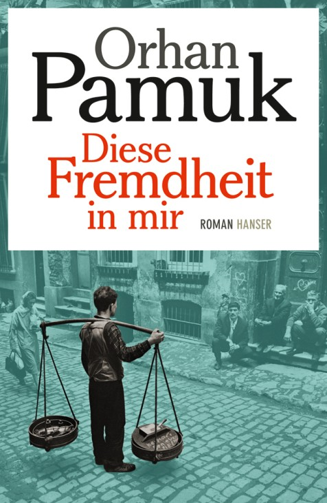 Literaturdienst: Orhan Pamuk