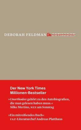 Deborah Feldman Unorthodox
