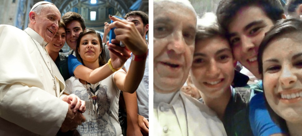 Pope Francis, Riccardo Aguiari