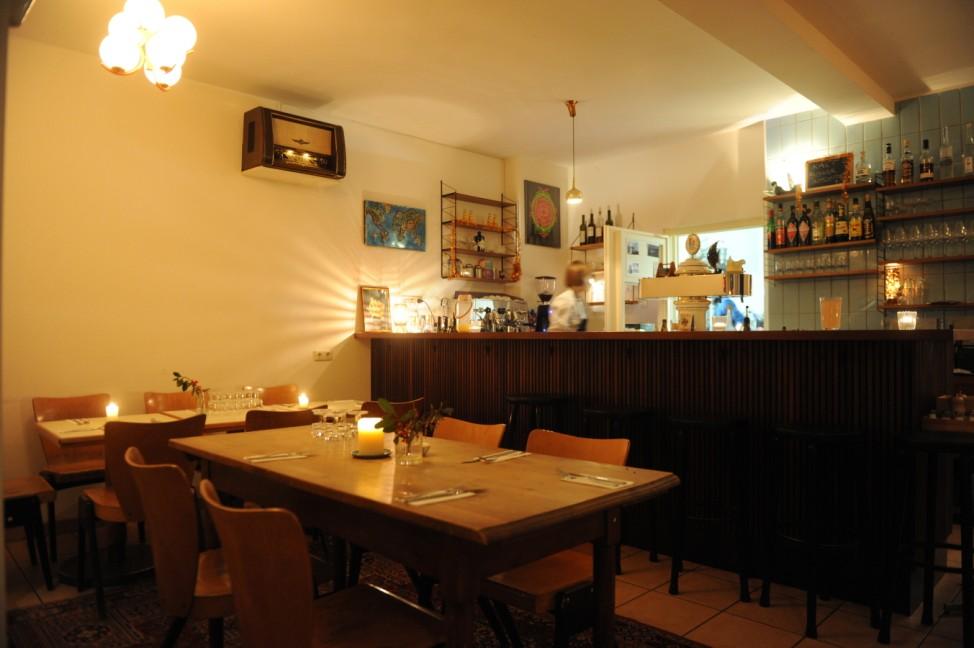 Restaurant Polka in München, 2016