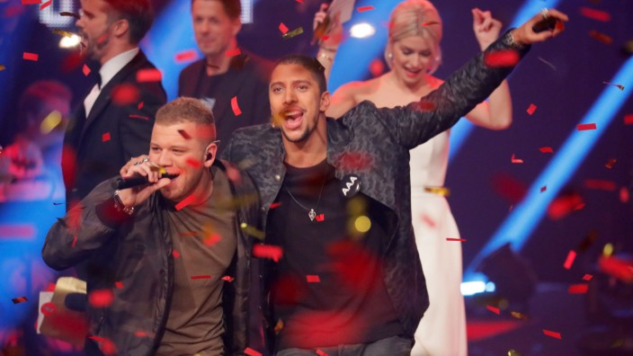 Tay Schmedtmann ist 'The Voice of Germany' 2016