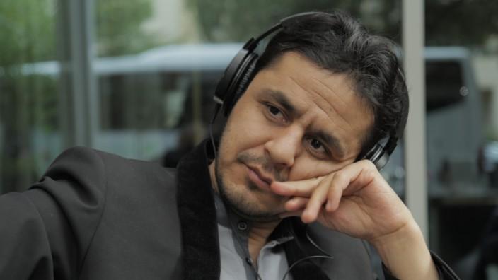 Asylpolitik: Soll abgeschoben werden: Künstler Ahmad Shakib Pouya.