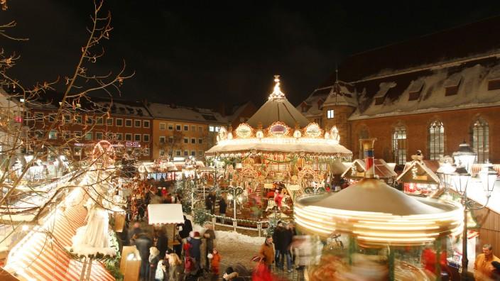Mit der Familie nach Nürnberg - Advents-Angebote für Groß und