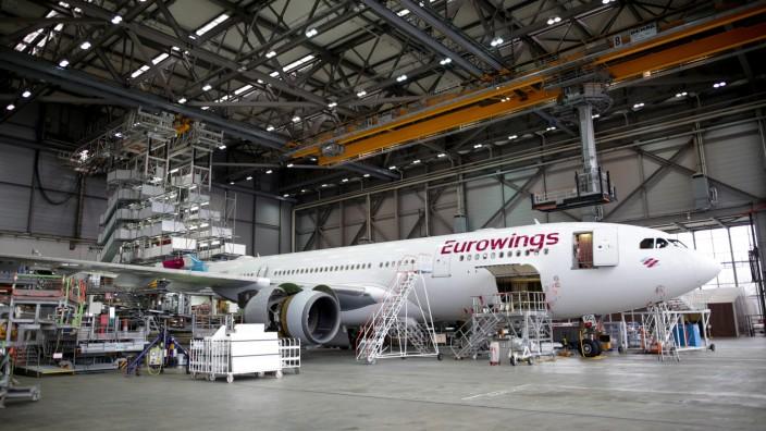 Eurowings ab München
