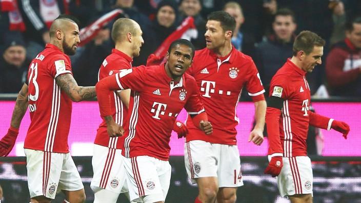 Football Soccer - Bayern Munich v RB Leipzig