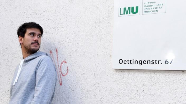 Trotz Einschätzung des Verfassungsschutzes: Der Verfassungsschutz hatte Vorbehalte gegen seine Einstellung: Kerem Schamberger.