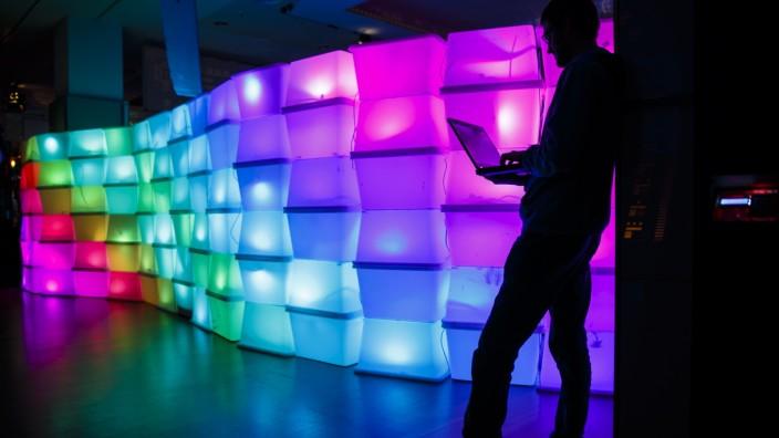 Computer Hackers Congress Starts In Hamburg