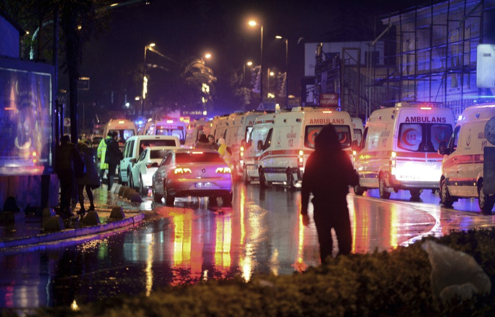 Angriff auf Nachtclub in Istanbul