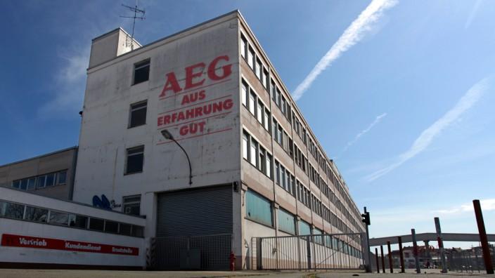 Früheres AEG-Gelände