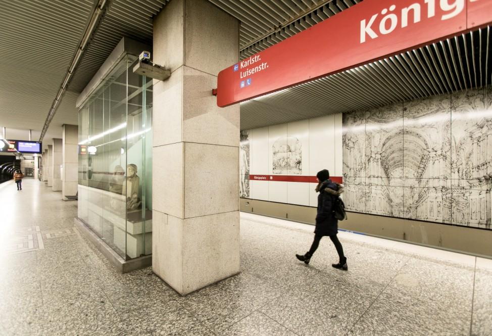 U-Bahnhöfe Architektur