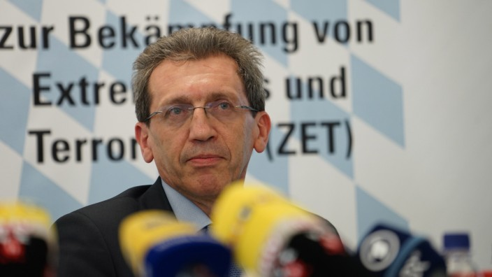 Terrorismusbekämpfung: Georg Freutsmiedl ist der Chef der neuen Zentralstelle zur Bekämpfung von Extremismus und Terrorismus.
