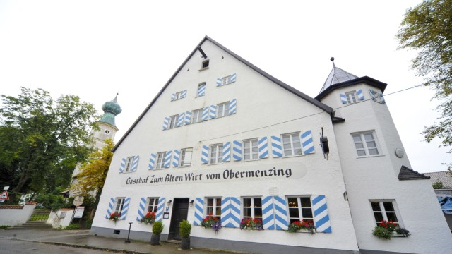 """Gasthof """"Zum Alten Wirt von Obermenzing"""", 2011"""