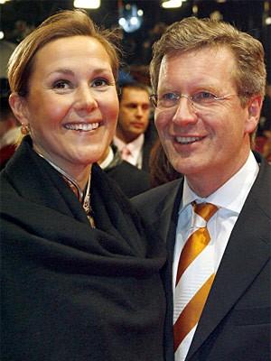 Christian Wulff; Freundin Bettina Körner; AP