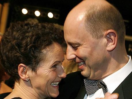 Wolfgang Tiefensee; Annette Bender; dpa