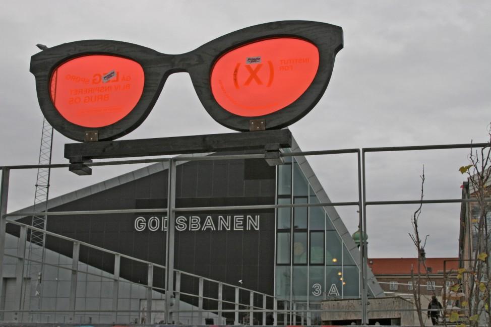 Aarhus Europäische Kulturhauptstadt 2017 Dänemark Europa Städtereise Tipps Godsbanen und Institut for X