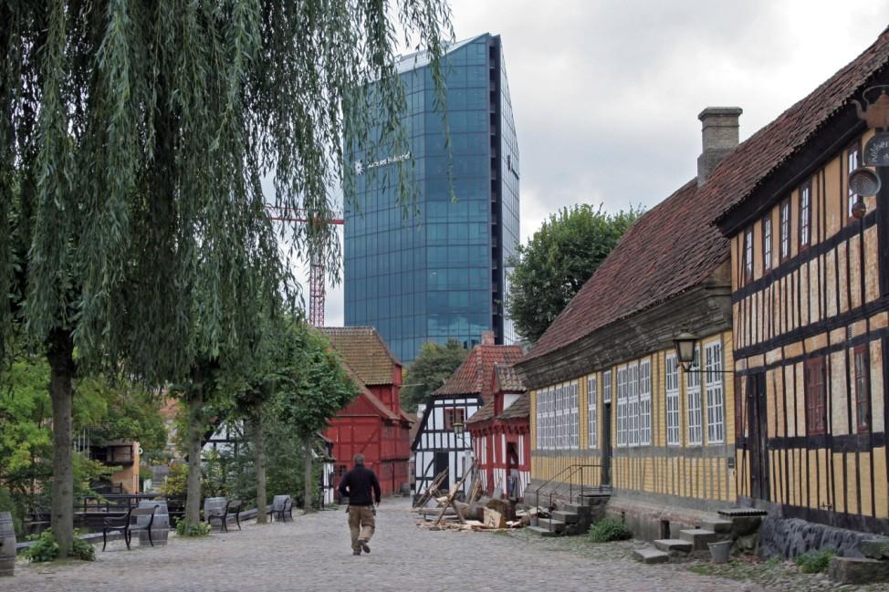 Aarhus Europäische Kulturhauptstadt 2017 Dänemark Europa Städtereise Tipps Gamle By Freiluftmuseum