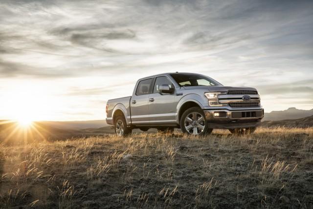 Ford auf der NAIAS: Neuer F-150 - Ranger