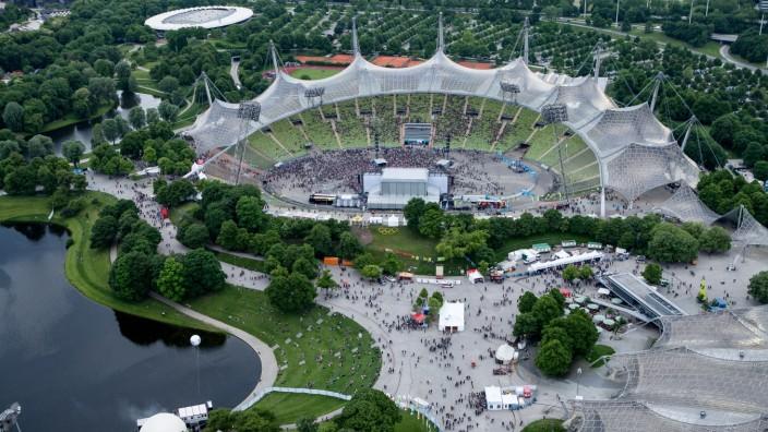 Rockavaria in München, 2015