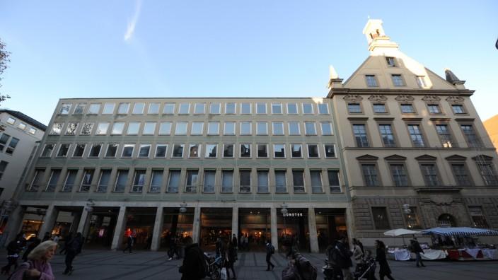 """Fußgängerzone: """"Keinen Präzedenzfall schaffen"""": Um die Ausgestaltung der Arkaden an der Alten Akademie wird im Rathaus heftig gerungen."""