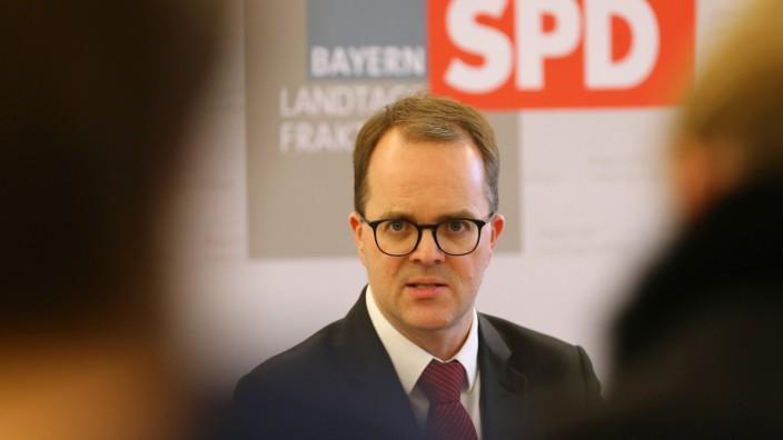 Auftakt Winterklausur  der bayerischen SPD-Landtagsfraktion